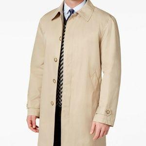 Lauren Ralph Lauren Men's Stanza Raincoat Coat